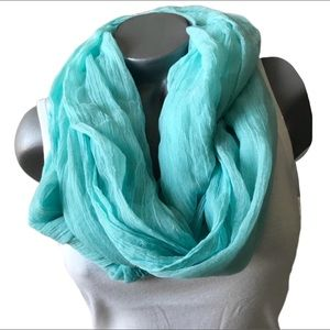 Target Mint Infinity Scarf